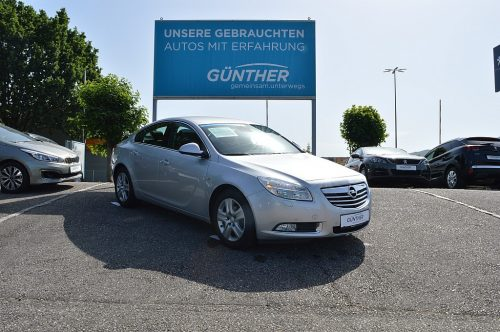 Opel Insignia 1,4 Edition Ecotec Start/Stop System bei Auto Günther in