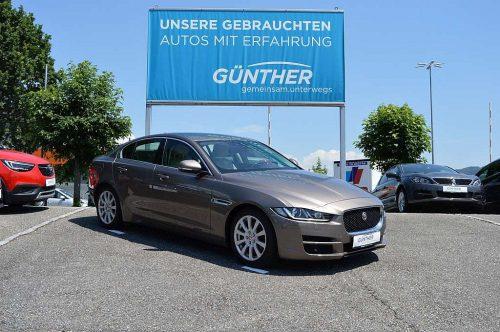 Jaguar XE 20d Prestige Aut. bei Auto Günther in