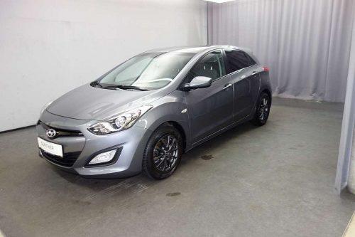 Hyundai i30 1,4 CVVT Premium bei Auto Günther in