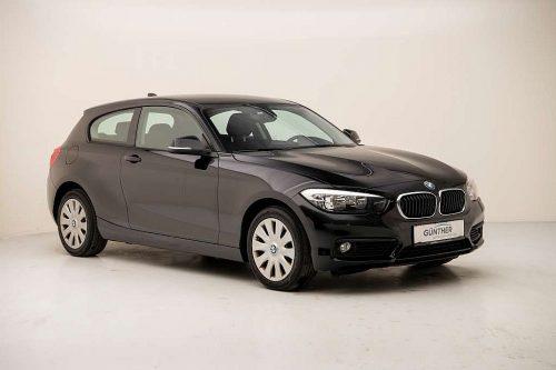 BMW 116d Advantage bei Auto Günther in