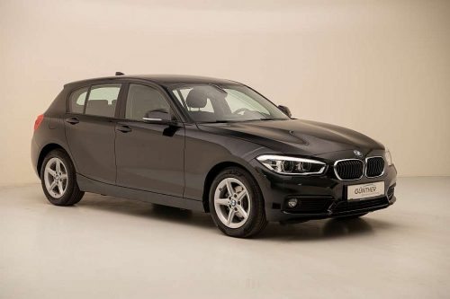 BMW 116i Advantage bei Auto Günther in