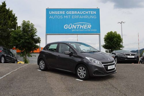 Peugeot 208 Active 1,2 PureTech 68 bei Auto Günther in
