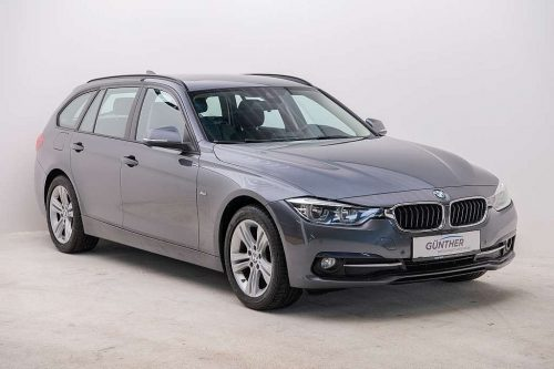 BMW 320d xDrive Touring Sport Line Aut. bei Auto Günther in