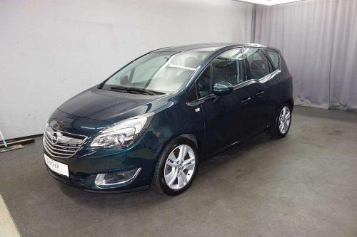 Opel Meriva 1,4 Turbo Ecotec Cosmo Start/Stop System bei Auto Günther in