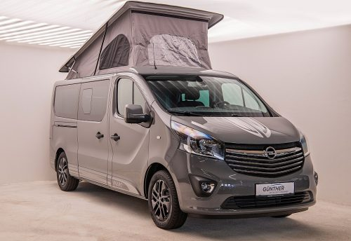 Opel Vivaro Combi L2H1 1,6 BiTurbo CDTI ecofl. 2,9t St./St. Camping Bus bei Auto Günther in