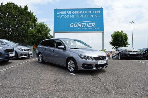 Peugeot 308 SW 1,5 BlueHDI 100 Active S&S/NAVI/6Gänge bei Auto Günther in