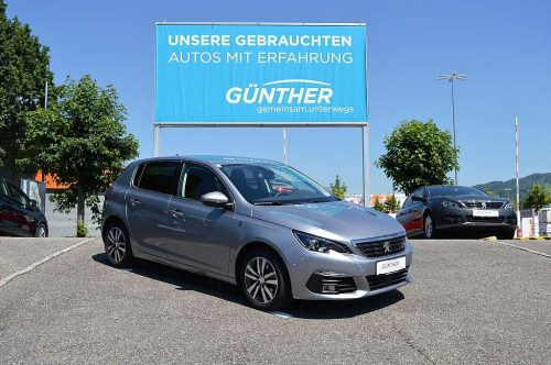 Peugeot 308 1,2 PureTech 130 Tech Edition EAT8 S&S bei Auto Günther in