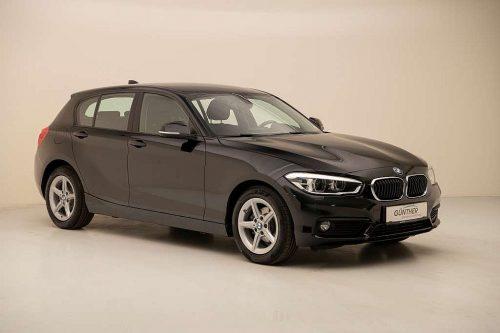 BMW 116i Advantage bei Auto Günther in