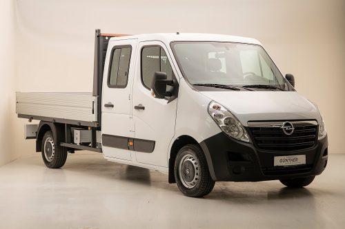 Opel Movano BI DK L3H1 2,3 CDTI 3,5t bei Auto Günther in