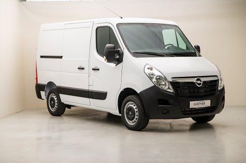 Opel Movano L1H1 2,3 CDTI BI 3,3t bei Auto Günther in