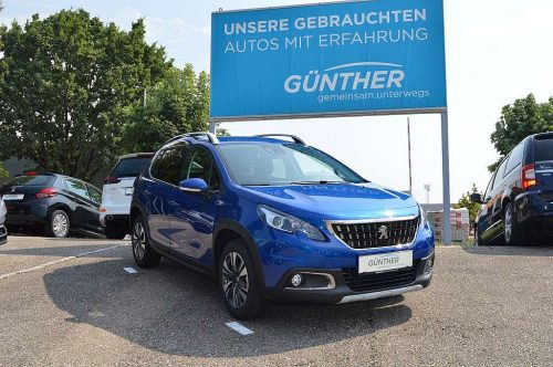 Peugeot 2008 PureTech 130 S&S Allure EAT6 bei Auto Günther in