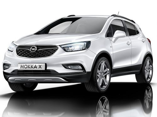 Opel Mokka X 1,4 Turbo Ecotec Ultimate Start/Stop System bei Auto Günther in
