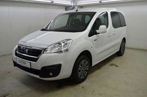 Peugeot Partner Tepee Full Electric  € 19.990,– excl. MWST bei Auto Günther in