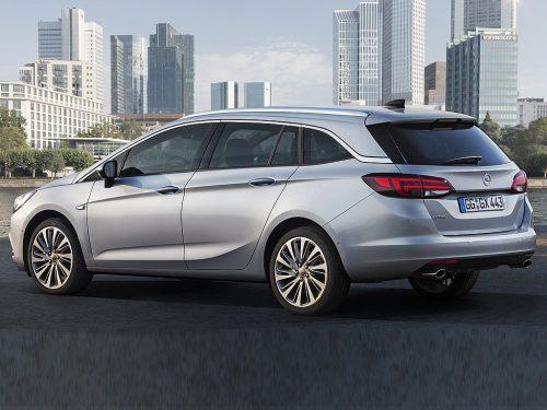 Opel Astra ST Innov. 1.6 CDTI bei Auto Günther in