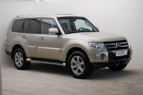 Mitsubishi Pajero Wagon Instyle 3,2 DI-D TD Aut. bei Auto Günther in