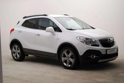 Opel Mokka 1,7 CDTI Ecotec Edition Start/Stop System bei Auto Günther in
