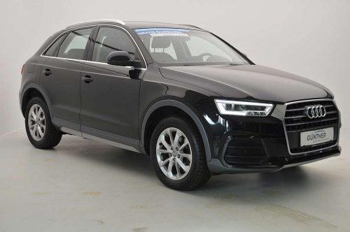 Audi Q3 2,0 TDI Intense quattro bei Auto Günther in