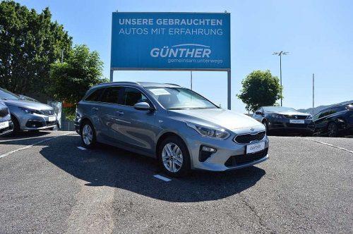 KIA Cee'd SW N Silber 1.6 CRDI bei Auto Günther in