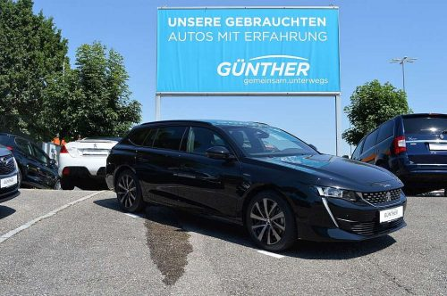 Peugeot 508 SW GT Line BlueHDi LP ca. 56.000.- bei Auto Günther in