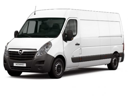 Opel Movano KW L1H1 2.3 CDTI bei Auto Günther in
