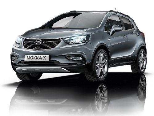 Opel Mokka X 1,4 Turbo Black & Color Start/Stop System bei Auto Günther in