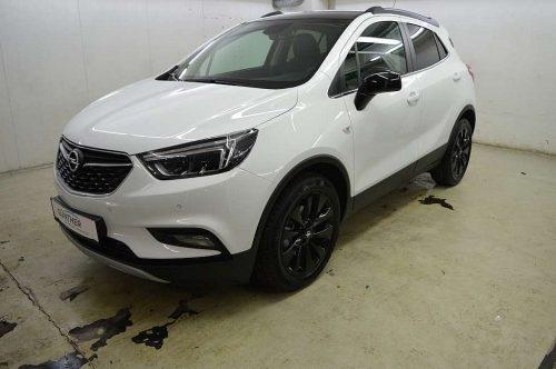 Opel Mokka X 1,4 Turbo Ecotec 120 Jahre Edition Start/Stop System bei Auto Günther in