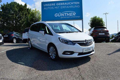 Opel Zafira 1,6 CDTI 120 Jahre Edition Start/Stop bei Auto Günther in
