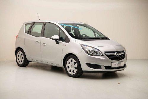 Opel Meriva 1,4 Turbo ecoflex Edition Start/Stop System bei Auto Günther in