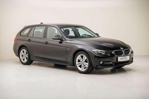 BMW 316d Touring Österreich-Paket Aut. bei Auto Günther in