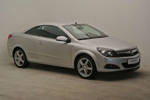 Opel Astra Twin Top Edition 1,6 Twinport bei Auto Günther in