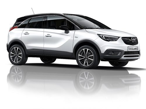 Opel Crossland X 1,2 Turbo ECOTEC Direct Injection Edition St./St bei Auto Günther in