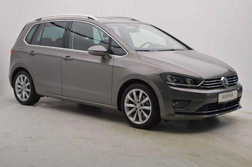 VW Golf Sportsvan Highline 1,6 BMT TDI DSG bei Auto Günther in