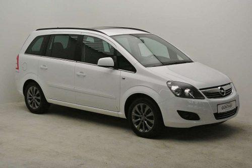 Opel Zafira 1,6 Style ecoflex bei Auto Günther in