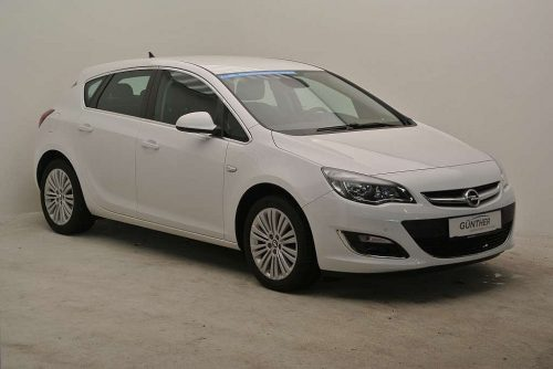 Opel Astra 1,4 Turbo Ecotec Cosmo Start/Stop System bei Auto Günther in