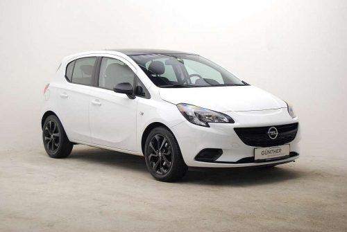 Opel Corsa 1,2 Ecotec Black & White bei Auto Günther in