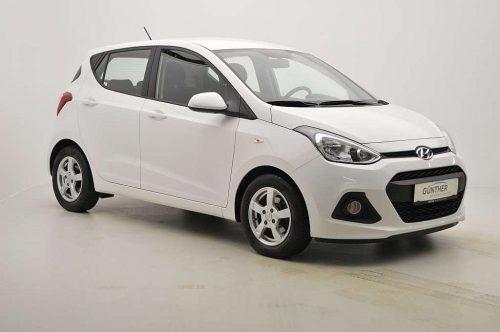 Hyundai i10 1,25 Comfort bei Auto Günther in