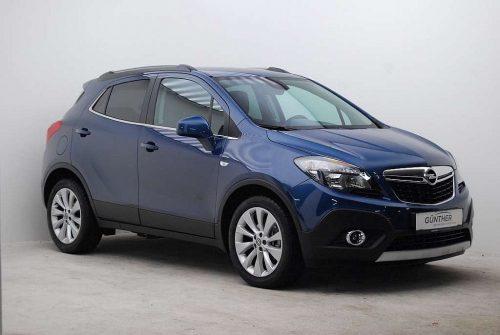 Opel Mokka 1,4 Turbo ecoflex Cosmo Start/Stop System bei Auto Günther in