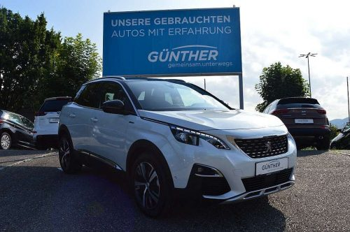 Peugeot 3008 1,2 PureTech 130 S&S GT Line bei Auto Günther in