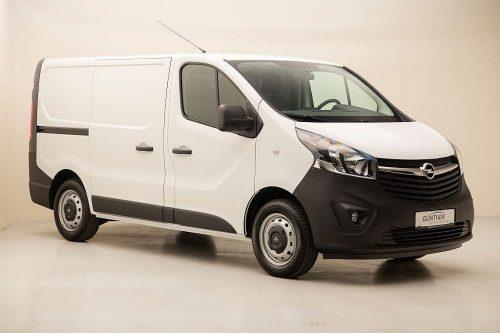 Opel Vivaro L1H1 1,6 BiTurbo CDTI Ecotec BI 2,7t S/S Edition bei Auto Günther in
