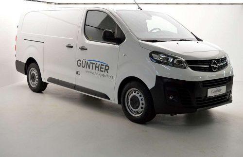 Opel Vivaro 2,0 CDTI Edition L+ bei Auto Günther in