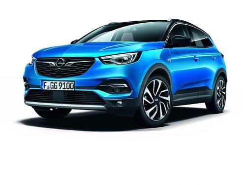 Opel Grandland X Ultim. 1.5 CDTI bei Auto Günther in