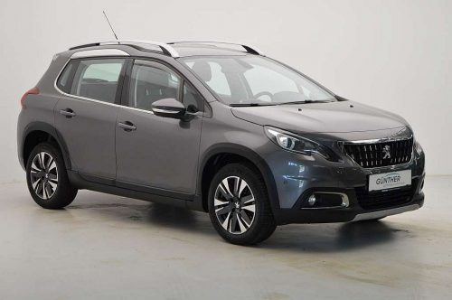 Peugeot 2008 1,6 BHDI 100 S&S Allure bei Auto Günther in