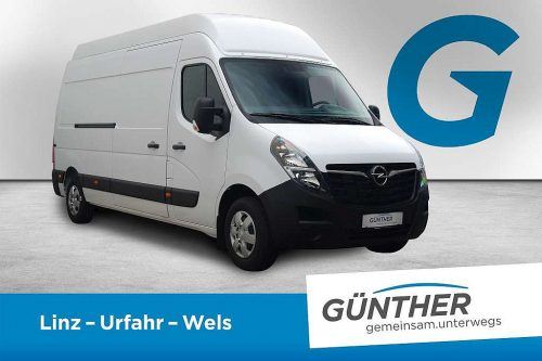 Opel Movano KW L3H3 2.3 CDTI bei Auto Günther in