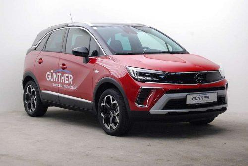 Opel Crossland 1,2 Turbo Ultimate Aut. bei Auto Günther in