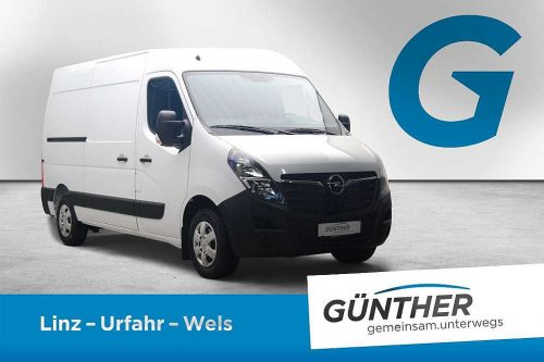 Opel Movano L1H1 2,3 TurboD Blue Injection 3,5t bei Auto Günther in